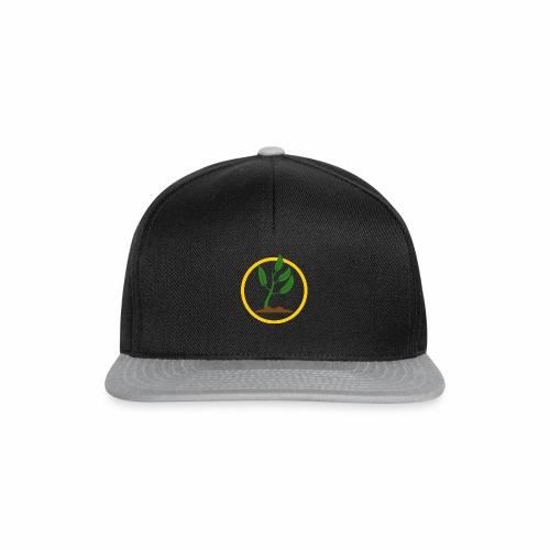 Setzlingemblem - Snapback Cap