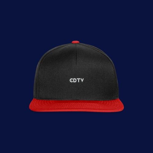 CDTV Hat Logo - Snapback Cap