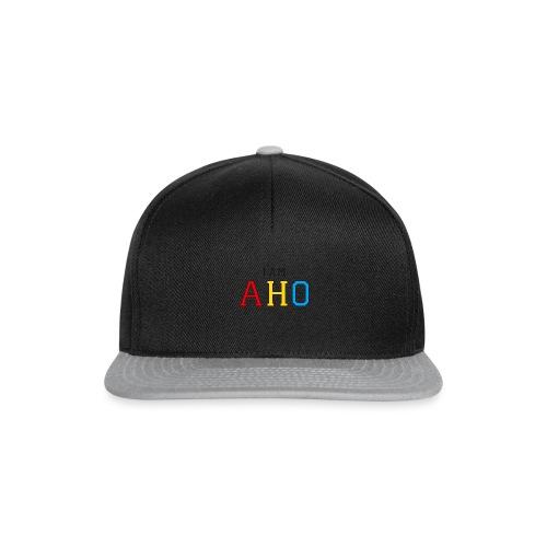 I am aho - Snapback Cap