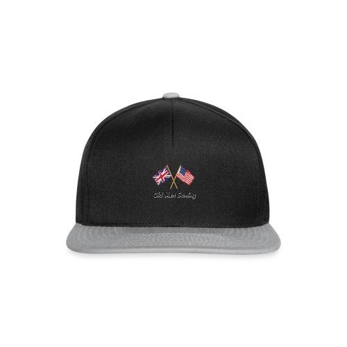 OMG logo - Snapback Cap