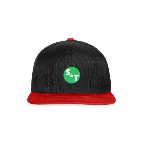 ST Main Logo - Snapback Cap
