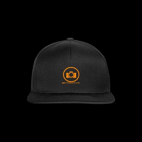 Orange 2 png - Snapback Cap