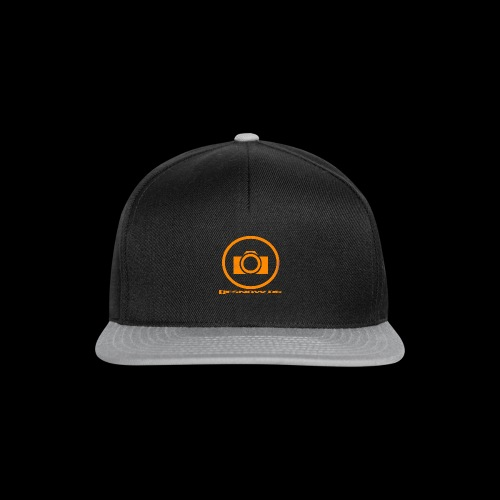 Orange 2 png - Snapback Cap