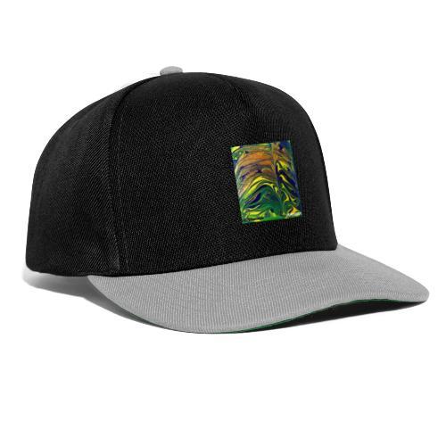TIAN GREEN Mosaik DE029 - Lebensbaum - Snapback Cap