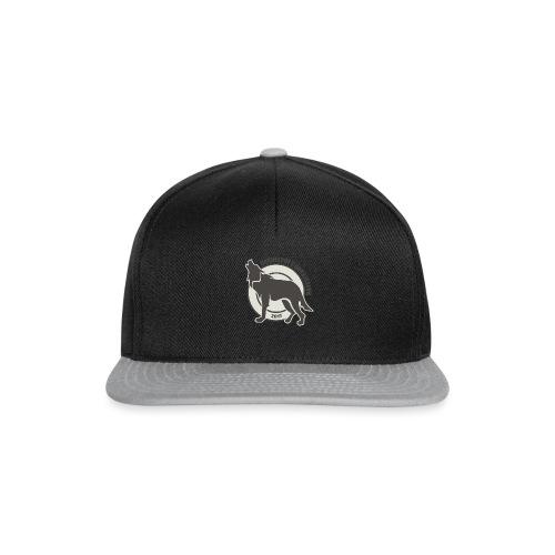 Fleischfresser - Grillshirt - Der mit dem Wolf heu - Snapback Cap