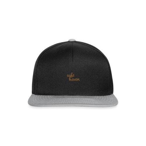 safe haven - Snapback Cap