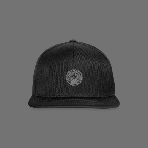 Maschinentelegraph (gray oldstyle) - Snapback Cap