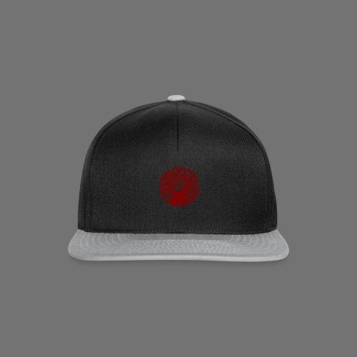 Maschinentelegraph (rød oldstyle) - Snapback Cap
