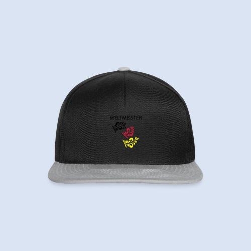 Frankfurt Bembelschwung - Snapback Cap