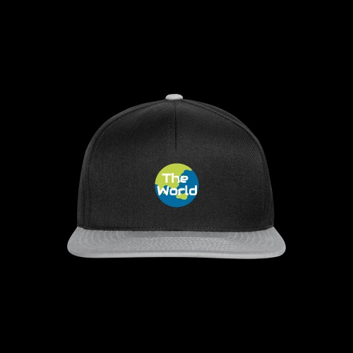 The World Earth - Snapback Cap