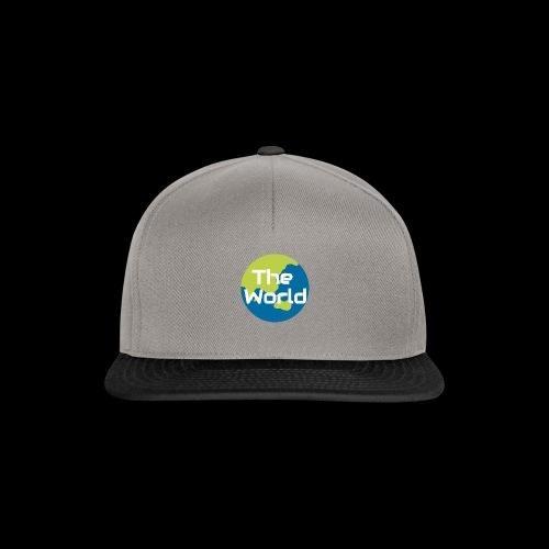 The World Earth - Snapback Cap