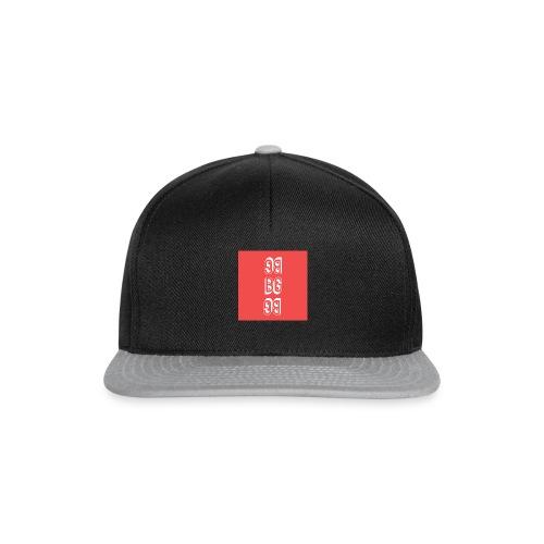 bg - Snapback Cap
