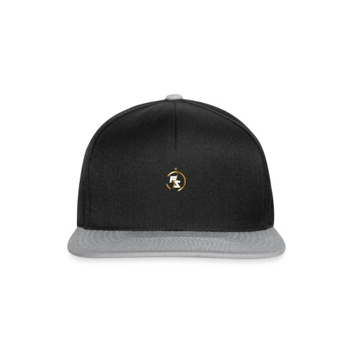 FS Logo Bianco - Snapback Cap