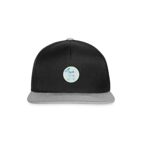 FOLLOW THE CABLE WAKEBOARD MOTIV - Snapback Cap