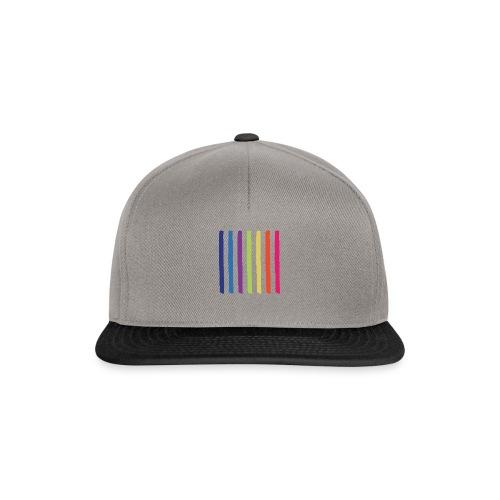 Linjer - Snapback Cap