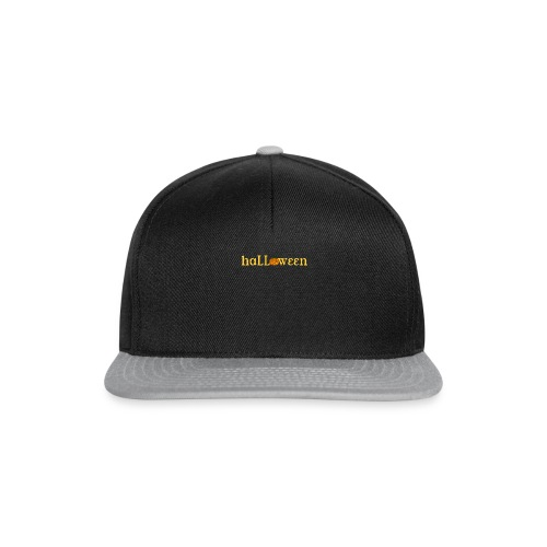 Halloween - Snapback Cap