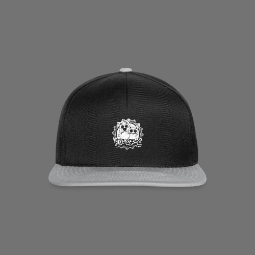 Dream team (1c valkoinen) - Snapback Cap