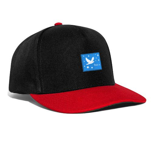 Peace for All - Snapback Cap