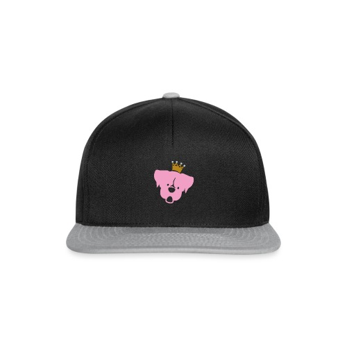 Prinz Poldi rosa - Snapback Cap