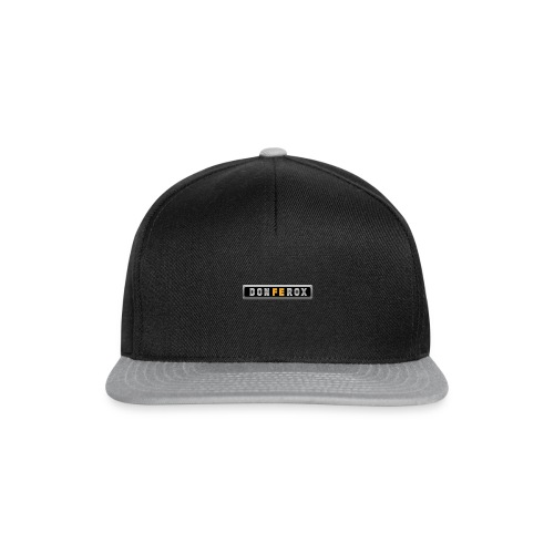 bra**ers ferox logo - Snapback Cap