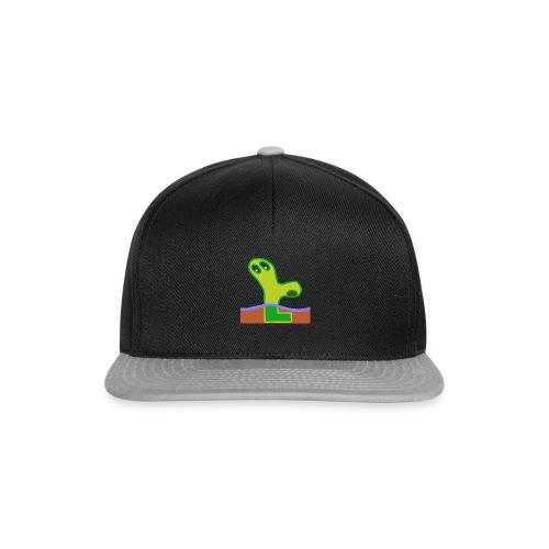gruene nase 1 1 - Snapback Cap
