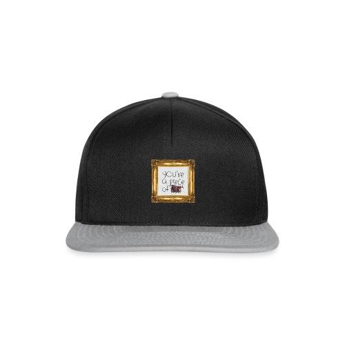 Piece of Art - Snapback Cap