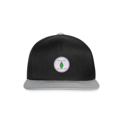 The Anti-Diet Lifestyle - Snapback Cap