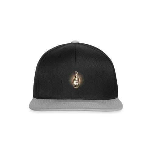 headCRASH beer 2 - Snapback Cap
