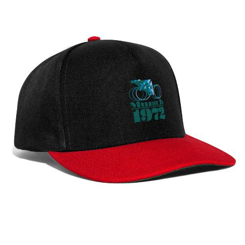Munich Cycling - Snapback Cap