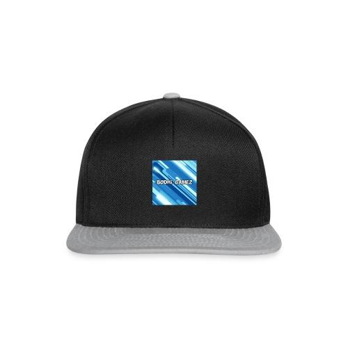 mijn logo YT - Snapback cap