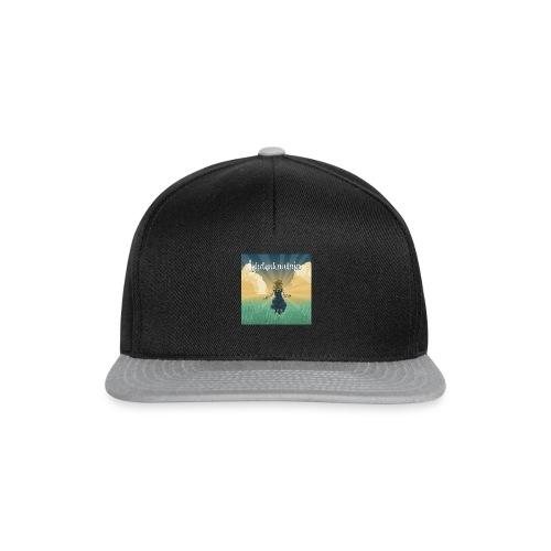 Lyhdynkantaja - Logo - Snapback Cap