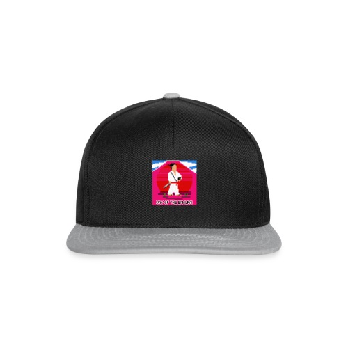 Pixel Samurai - Snapback Cap
