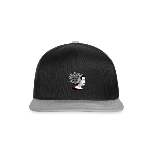 Warrior Flower - Snapback cap