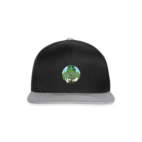 GLG YT Logo Rund - Snapback Cap