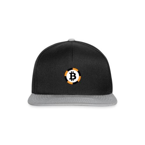 Bitcoin Poker - Gorra Snapback