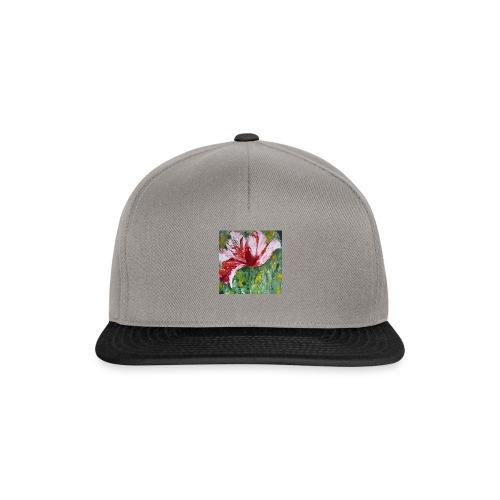 tulp met pallet mes - Snapback cap