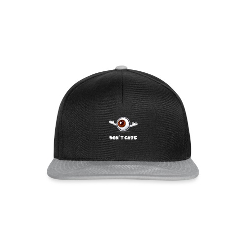 EYE don't care - Casquette snapback