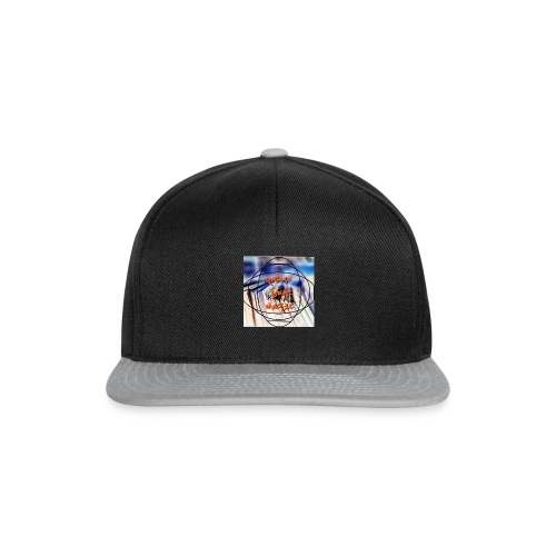 Radio Beat Music - Snapback Cap