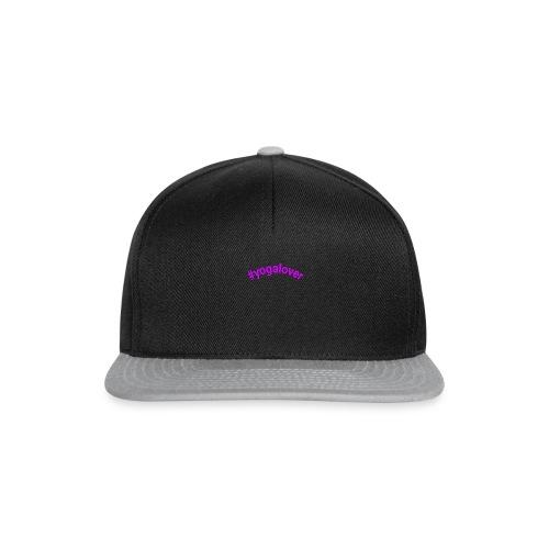 yogalover - Snapback Cap