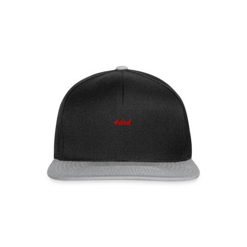 dnd - Snapback Cap
