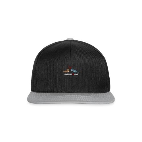 otter squirrel shirt - Snapback cap