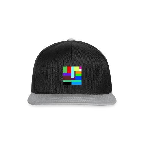 COLOR MIX - Snapback Cap
