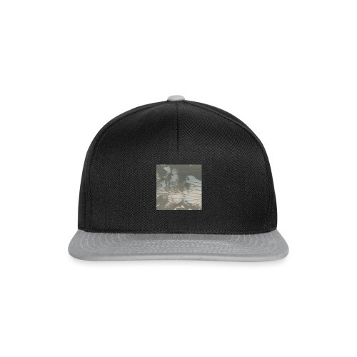 tie dye - Snapback Cap