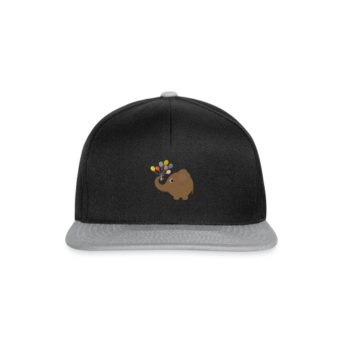 Kinder Comic - Elefant - Snapback Cap