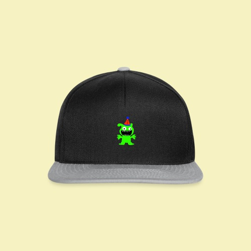 Party Monster - Snapback Cap