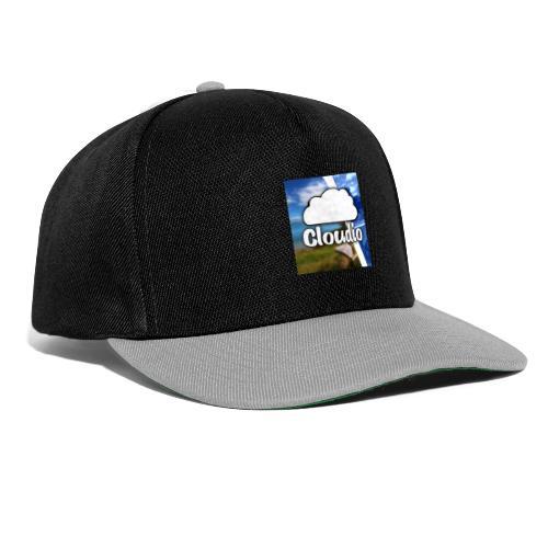 Cloudio - Logo - Snapback Cap