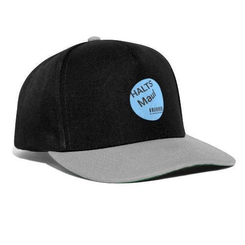 Das Halts Maul!!!! Design - Snapback Cap