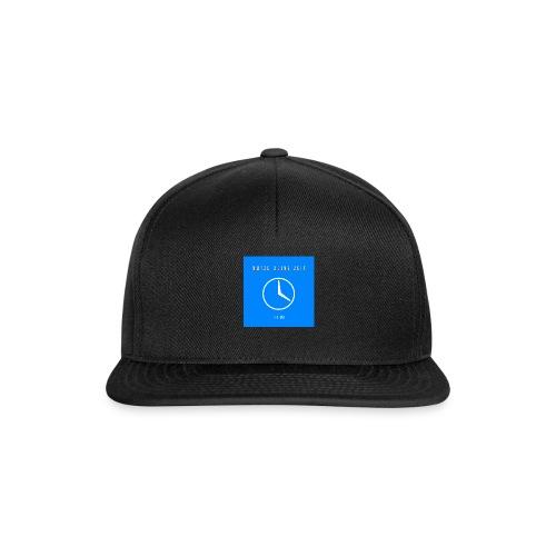 coverZEIT00 - Snapback Cap