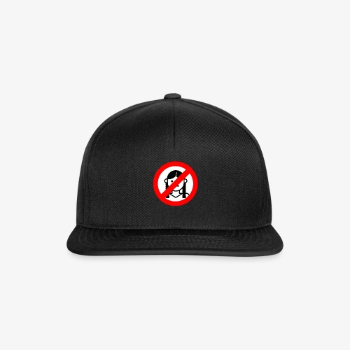 Das Ironie Greta Shirt - Snapback Cap