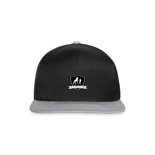 Pferdeschutz Black - Snapback Cap
